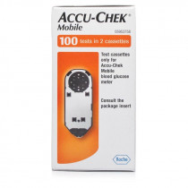 Accu-Chek Mobile 100 Tests Strips