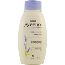 Aveeno Body Wash Stress Relief 354ml