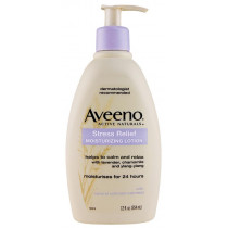 Aveeno Moisturising Lotion Stress Relief 354ml