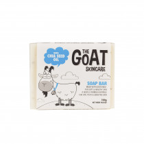 The Goat Soap With Chia Seed Oil 100g