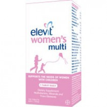 Elevit Womens Multivitamin 100 Tablets