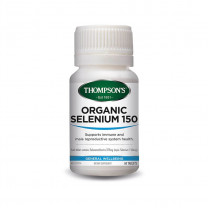 Thompsons Organic Selenium 60 Tablets