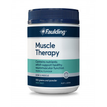 Faulding Remedies Muscle Therapy 300g Powder