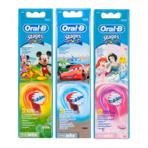 Oral-B Stages Power Brush Heads Disney Kids 2 Pack