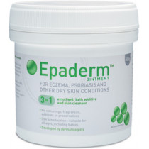 Epaderm 3-In-1 Ointment Cream 500g
