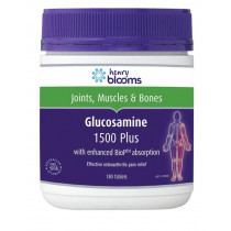 Henry Blooms Glucosamine 1500 Plus 180 Tablets