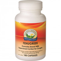 Natures Sunshine Fenugreek 100 Capsules