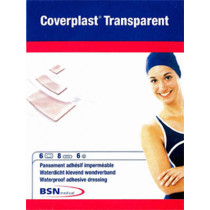 Coverplast Transparent Assorted Strips 20