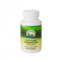 Natures Sunshine Cats Claw 446mg 100 Capsules