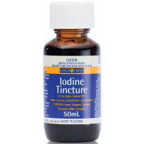 Gold Cross Iodine Tincture Solution 50ml
