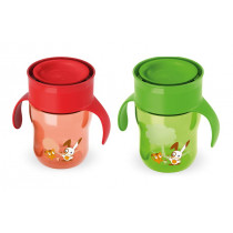 Avent Grown up Cup Green/Red 260ml