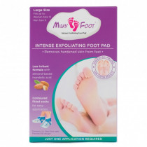 Milky Foot Intense Exfoliating Foot Pad Large Size