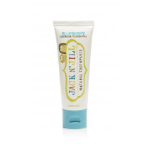 Jack N Jill Natural Toothpaste Blueberry 50g