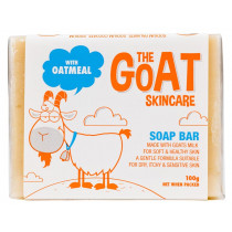The Goat Soap with Oatmeal 100g