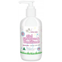 Billie Goat Billie Baby 2in1 Shampoo & Conditioner 240ml