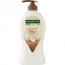 Palmolive Body Butter Coconut Scrub 750ml
