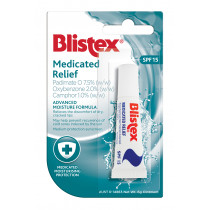 Blistex Medicated Relief Ointment SPF15 6g