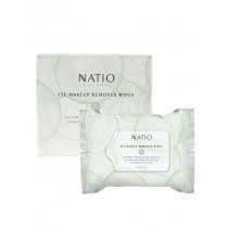 Natio Eye Makeup Remover Wipes 30 Wipes
