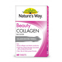 Natures Way Beauty Collagen 60 Tablets