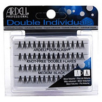 Ardell Lashes Double Individual Knot-Free Medium