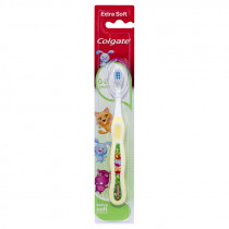 Colgate My First Toothbrush 0-2 Years Extra Soft 1 Pack