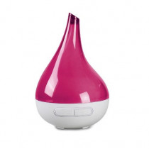Lively Living Aroma-Bloom Diffuser Fuchsia