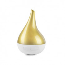 Lively Living Aroma-Bloom Pearl Diffuser Gold