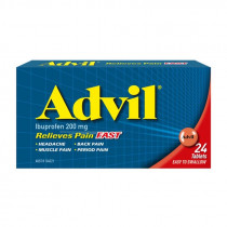 Advil 24 Tablets