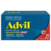 Advil 96 Tablets