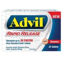 Advil Rapid Release 24 Tablets