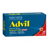 Advil 48 Tablets