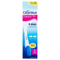 Clearblue Early Detection Pregnancy Test 1 Test