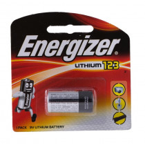 Energizer Specialty Lithium 123 Batteries 3V 1 Pack