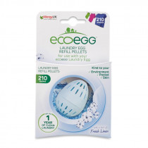 Ecoegg Laundry Egg Refill Pellets Fresh Linen 210 Washes