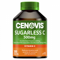 Cenovis Vitamin C Sugarless 500mg 300 Tablets