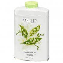 Yardley Talc Lily of the Valley 200g