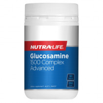 Nutra Life Glucosamine 1500 Complex Advanced 90 Tablets