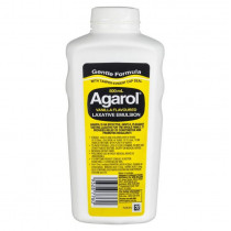 Agarol Laxative Emulsion Vanilla 500ml