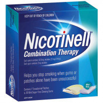 Nicotinell Combination Therapy Pack