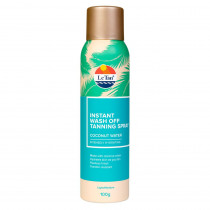 Le Tan Coconut Water Wash Off Tanning Spray 100g