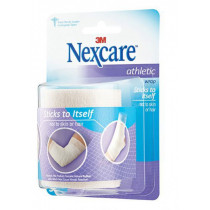 Nexcare Athletic Wrap White 75mm x 4.5m