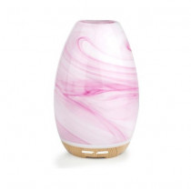 Lively Living Aroma-Swirl Diffuser Pink