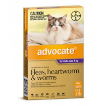 Advocate For Large Cats Over 4kg 3 Pack