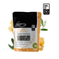 Comvita Olive Leaf Extract Original With Manuka Honey 40 Lozenges