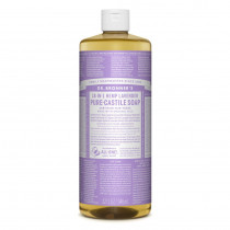 Dr. Bronners Pure-Castile Liquid Soap Lavender 946ml