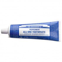 Dr. Bronners All-One Toothpaste Peppermint 140g