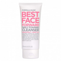 Formula 10.0.6 Best Face Forward Daily Foaming Cleanser 125ml
