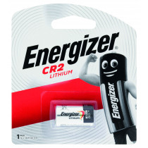 Energizer Specialty Lithium CR2 Batteries 3V 1 Pack