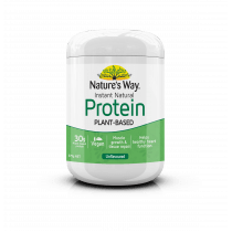 Natures Way Instant Natural Protein Natural 375g