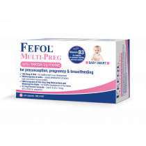 Fefol Multi-Preg Liquid Caps 60
